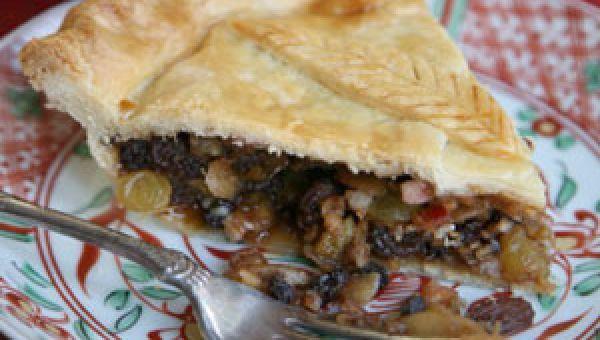 Traditional Mincemeat Pie | Mincemeat pie, Meat pie recipe ...