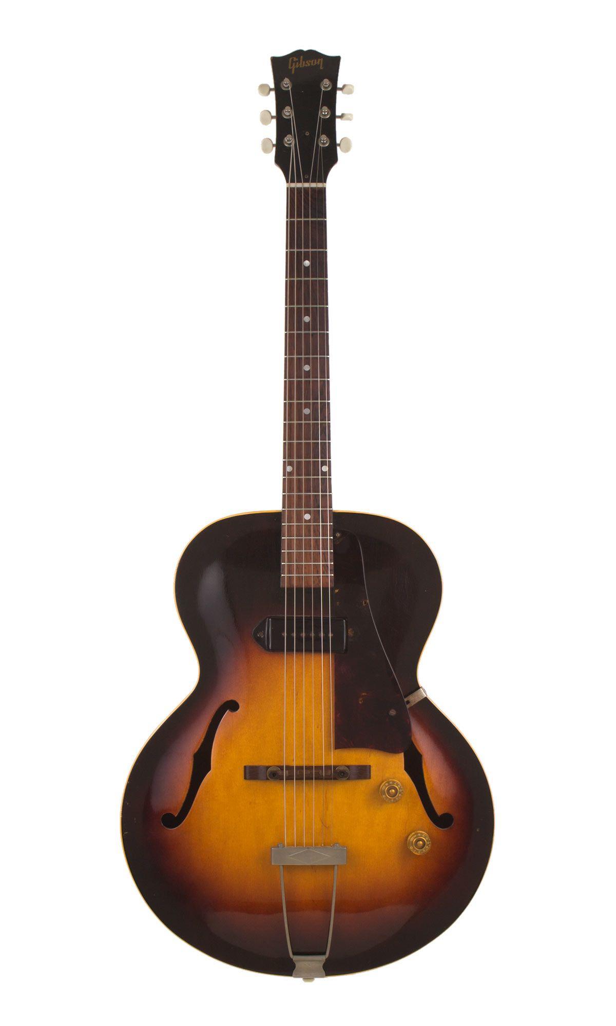 1953 Gibson Es 125 Semi Acoustic Guitar Archtop Guitar Guitar