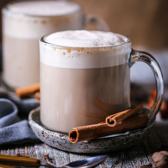 Latte Recipe, Chai, Spiced Rum