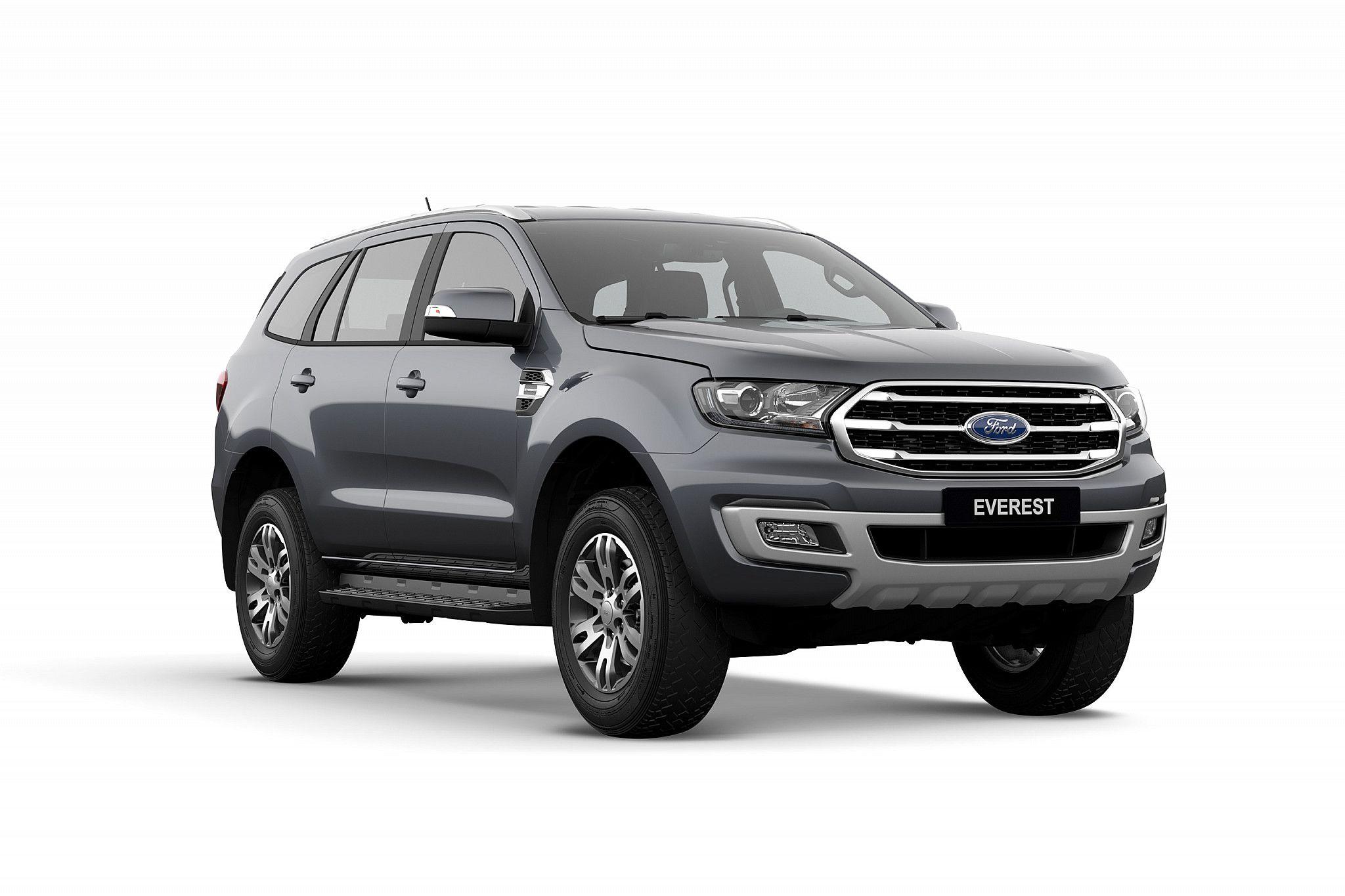 Mundo Quatro Rodas Ford 2020 Everest Gets Trend Variant Again But W In 2020 Ford 2020 Ford Car Ins