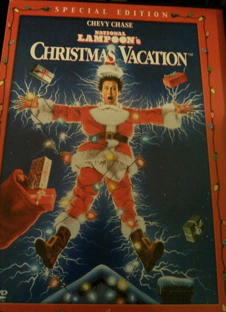 National Lampoon's Christmas Vacation Special Edition DVD
