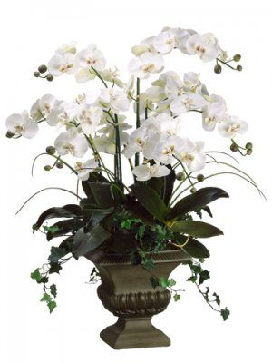 Orchid Arrangement Large Flower Arrangements Silk Orchids Arrangements Orchid Flower Arrangements