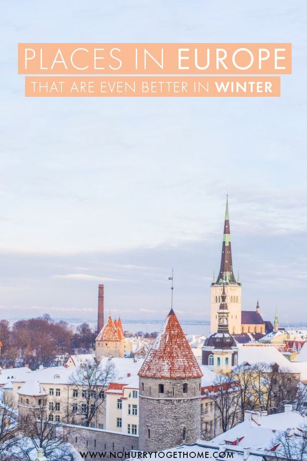 Photo of Places In Europe That Are Even Better In The Winter – #Europe #Places #Winter