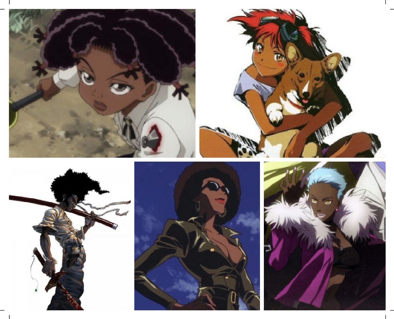 Black Anime Black Anime Characters Anime Characters Anime