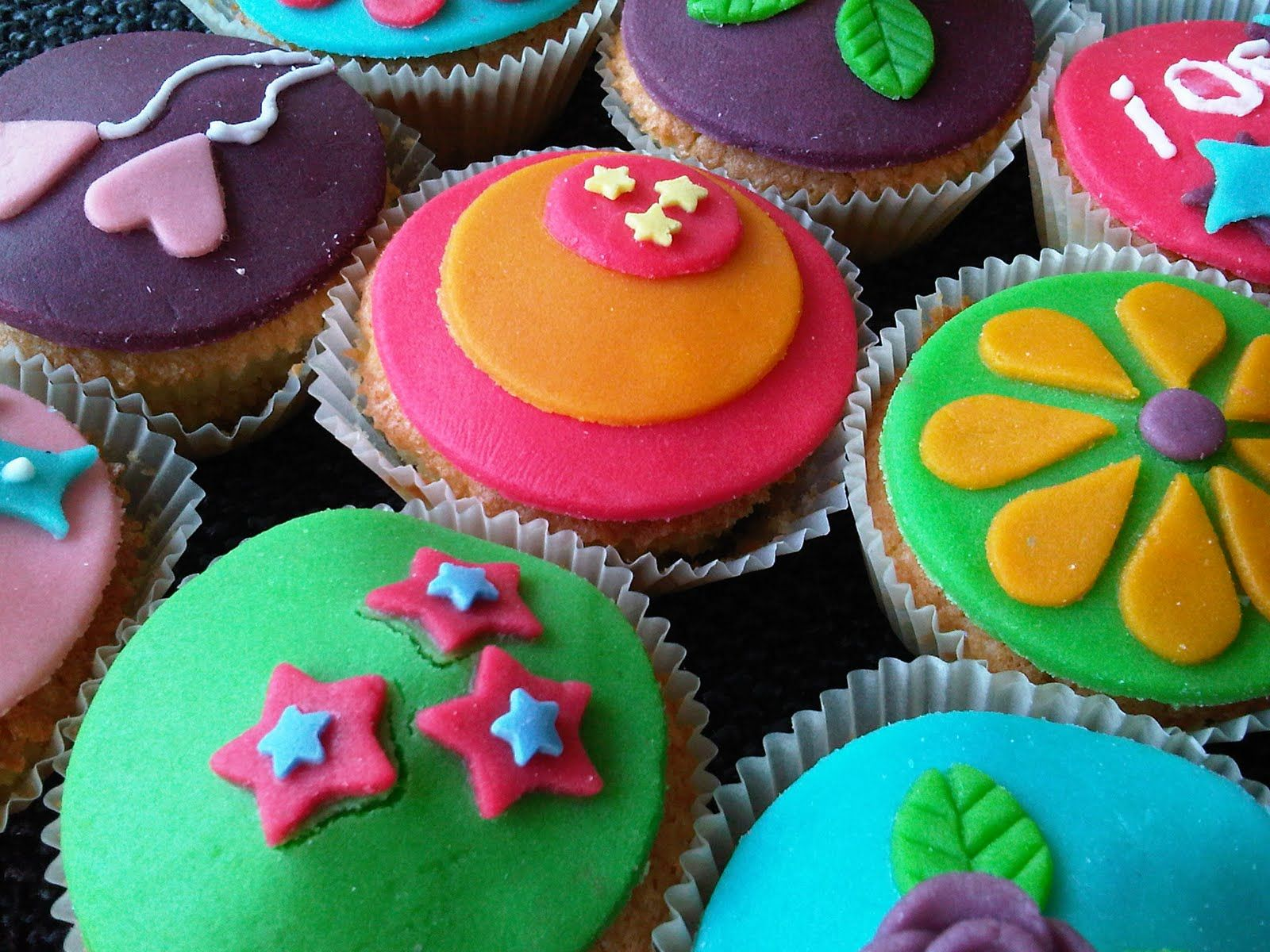 Muffins Decorados Decorating Cupcakes Party Ideas Pinterest Cupcakes Cake And
