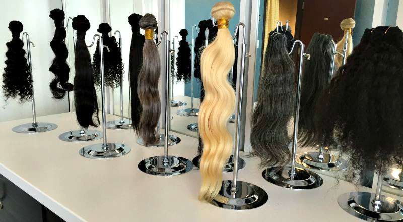 Hair Extension Stands in 2019  38465159f