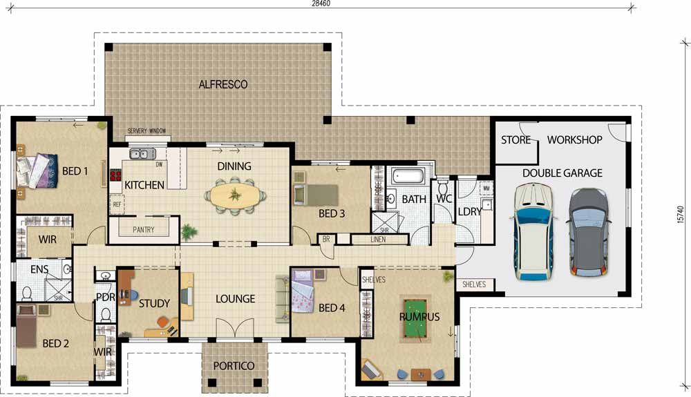 Plans For Houses under 1000 sq ft house floor plans Hibiscus Acreage House House Plans By Httpwwwbuildingbuddycomauhome Designs Mainacreage House Plans Acreage House Floorplans Pinterest