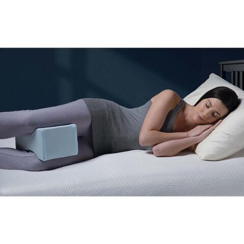 Calming Comfort Cooling Knee Pillow As Seen On Tv Knee Pillow Memory Foam Pillow Pillows