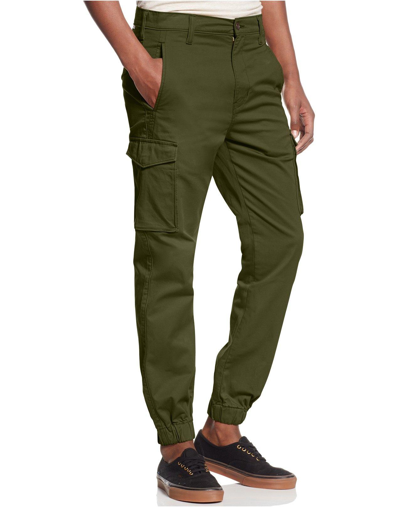 e71bcc5f42d0 Levi s Banded Cargo Jogger - Pants - Men - Macy s