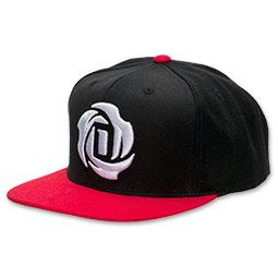 The adidas D Rose Snapback Hat keeps it simple. The fresh hat features the  DRose