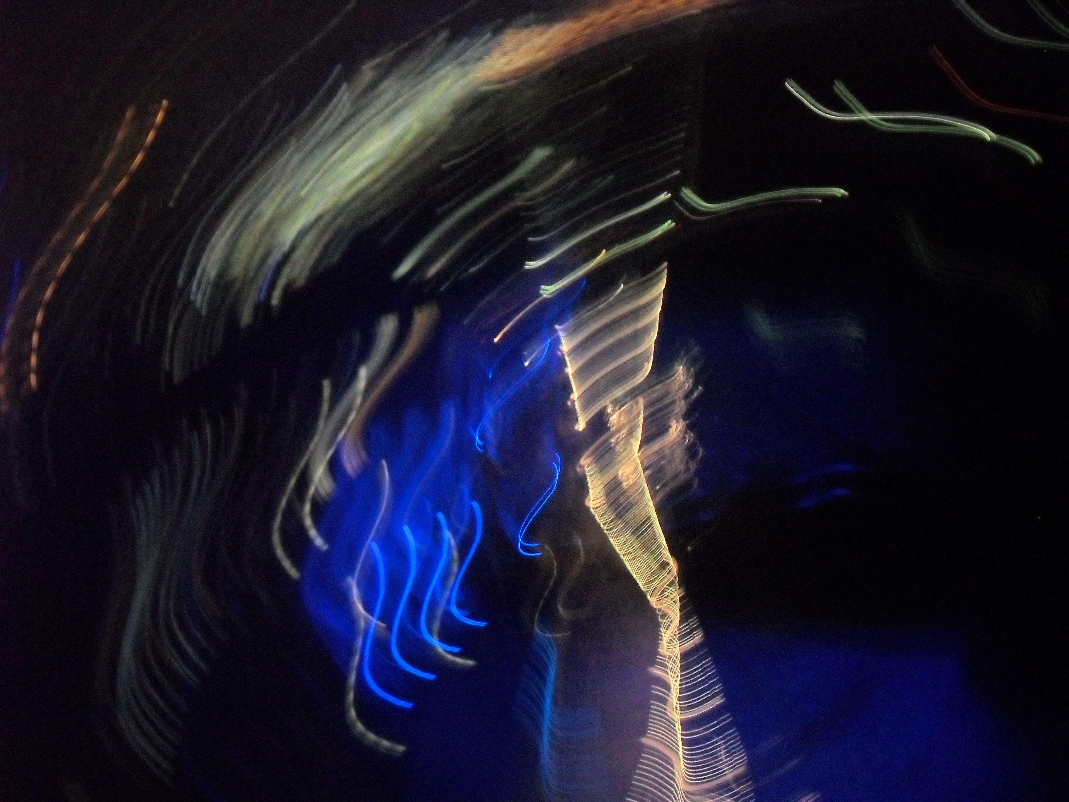 Taken using night mode on my camera
