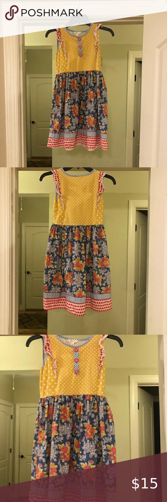 Matilda Jane Dress Jane Dress Girls Dresses Size 12 Dresses [ 1740 x 580 Pixel ]