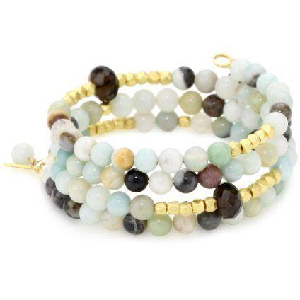 MINU Jewels Peruvian Opal Stack Bracelet  $63.00