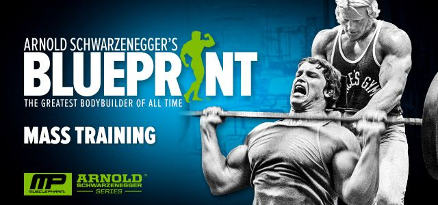 Arnold schwarzenegger blueprint trainer mass training overview malvernweather Choice Image