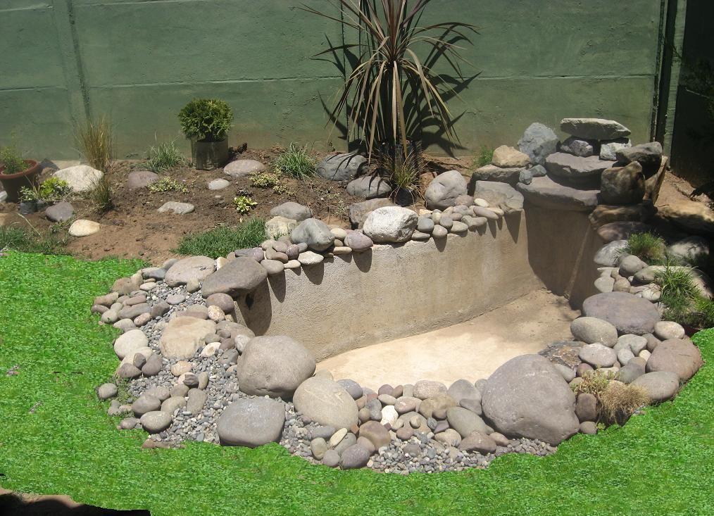 Cascadas de piedra para jardin pesquisa google cascadas pinterest cascadas piedra y jard n - Fuentes para jardin de piedra ...