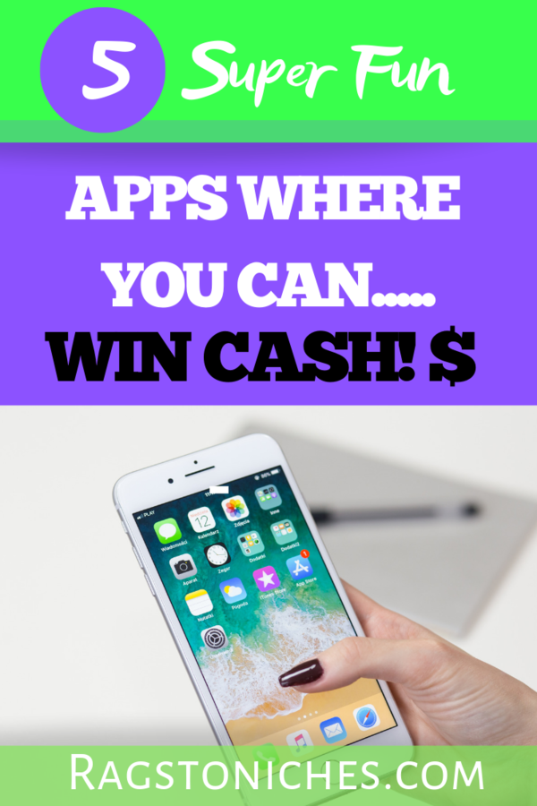 Apps You Can Win Money