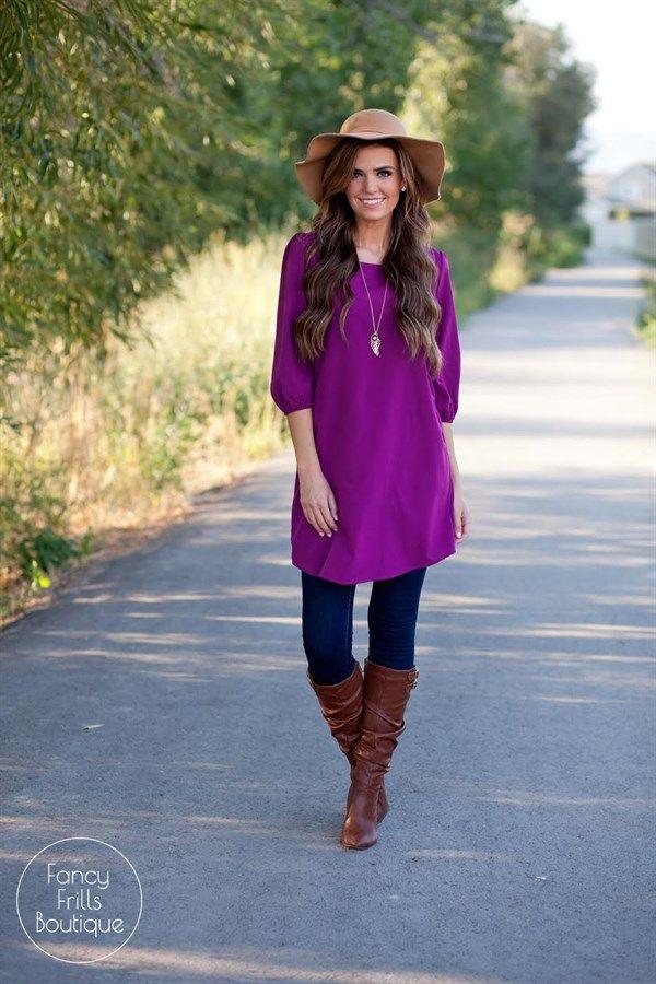Tunic Shirt Dress- It's Back!!   Jane