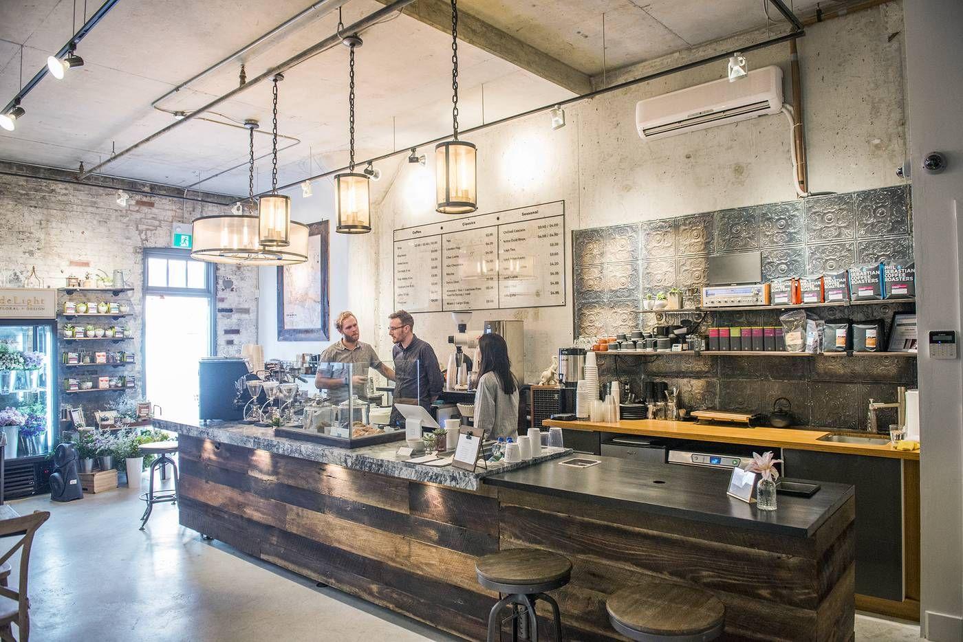 Toronto Has An Abundance Of Indie Coffee Shops Scattered Across Various Neighbourhoods But W Cafe Interior Design Coffee Shops Interior Bar Restaurant Interior
