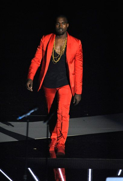 Kanye West No Vma 2010 Producao F Da Roupas Kanye West Estilo