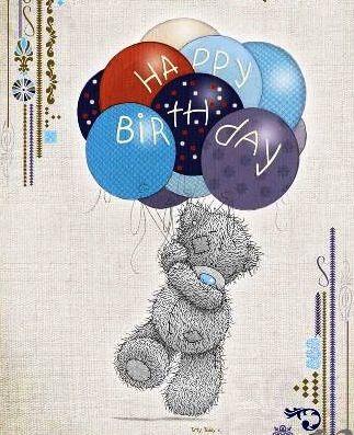 Мишки тедди картинки с днем рождения мужчине
