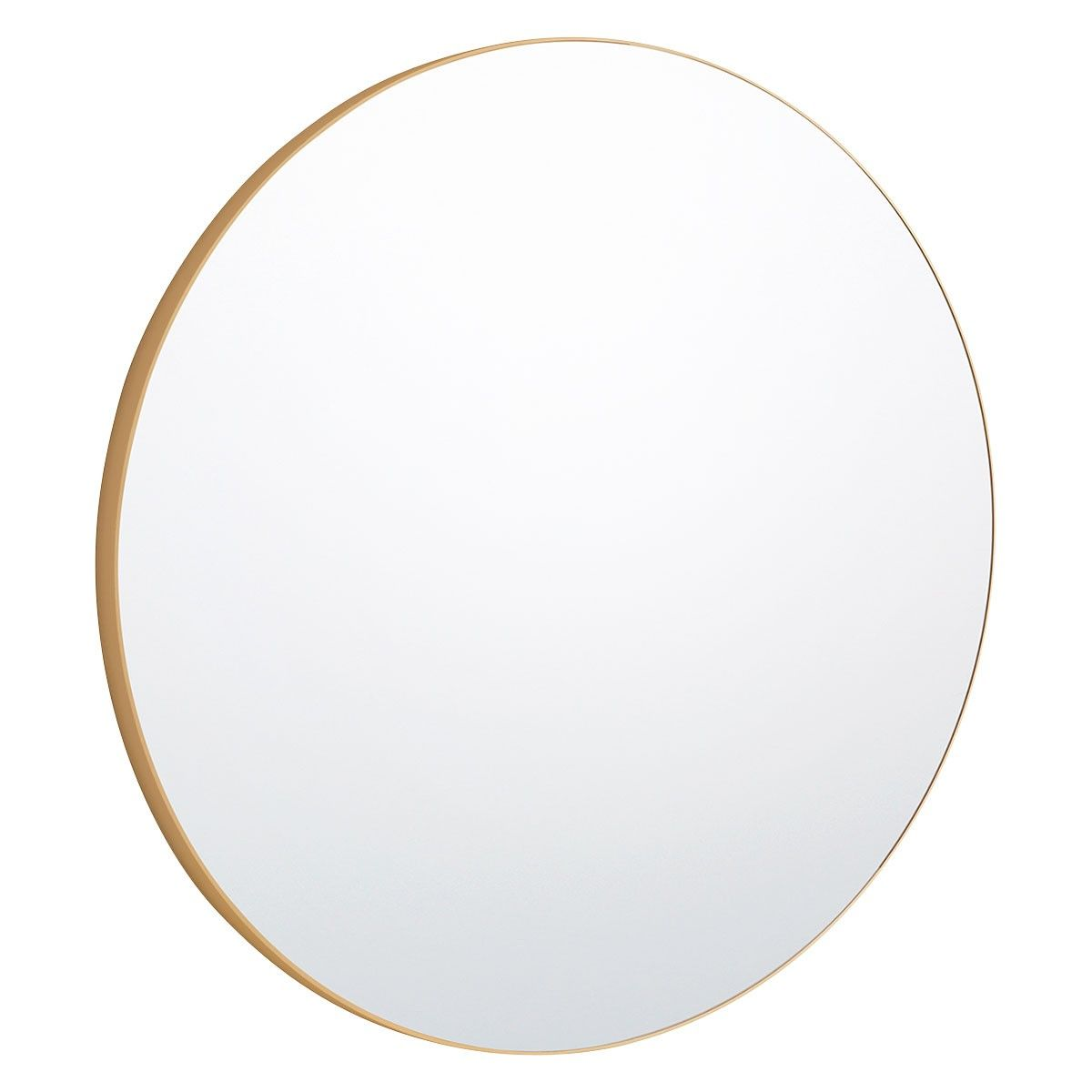 Patsy D110cm Extra Large Round Gold Wall Mirror Gold Mirror Wall Antique Mirror Wall Mirror Wall