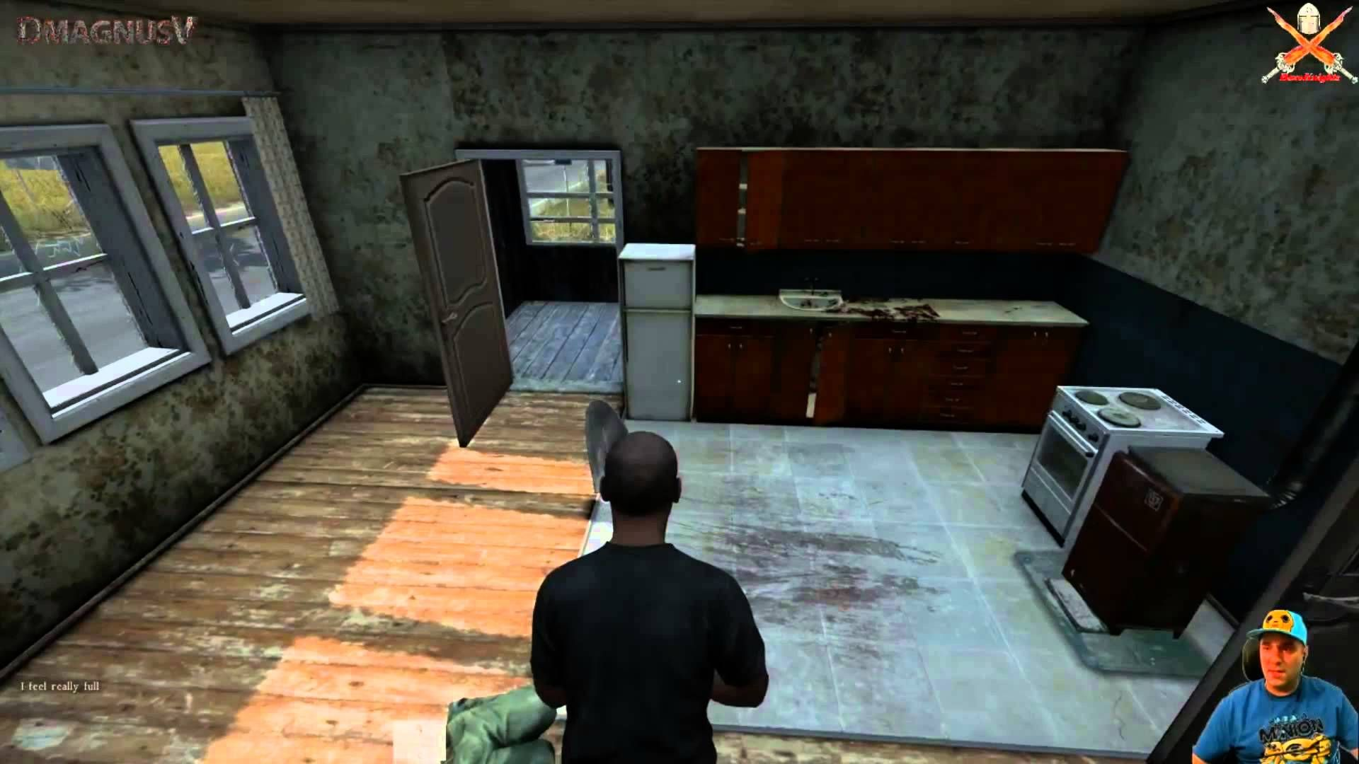 Dayz standalone glitching zombie had a full belly with