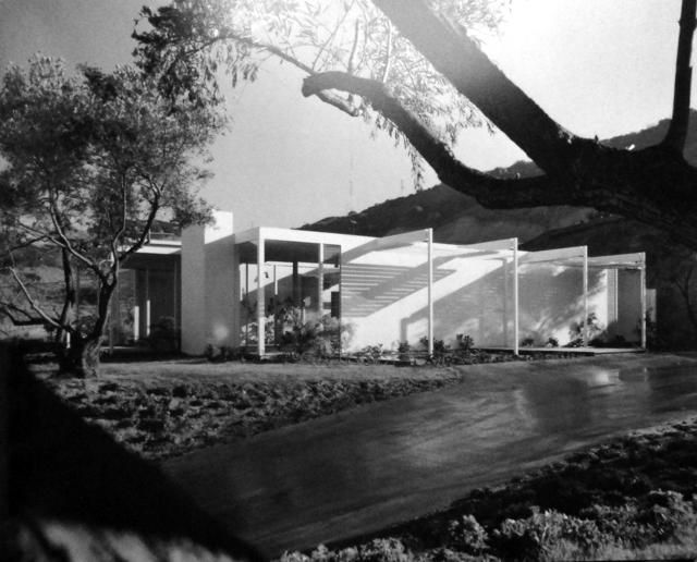 The Case Study House 23 Three Houses In One California