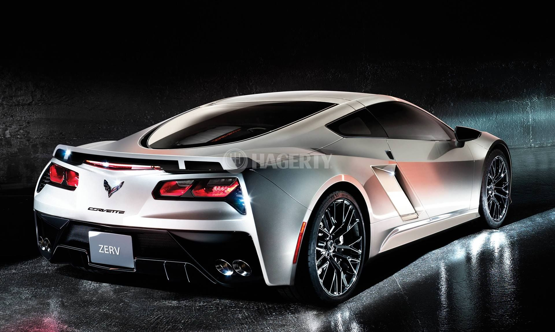 Here S What The Mid Engine Corvette C8 Will Look Like Corvette Chevrolet Corvette Chevy Corvette
