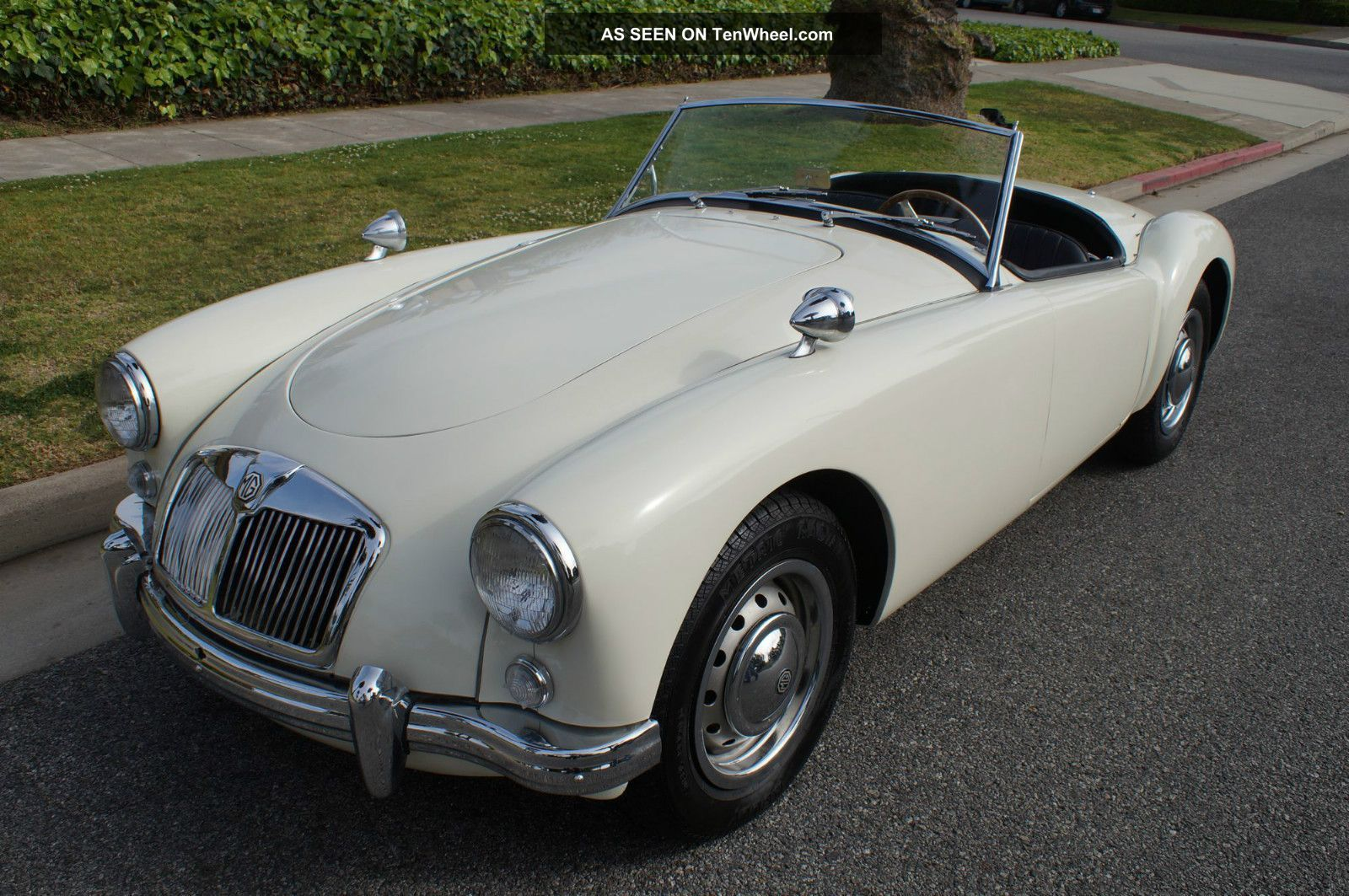1958 Mga Rust California Classic | Coming Off The Line | Pinterest ...