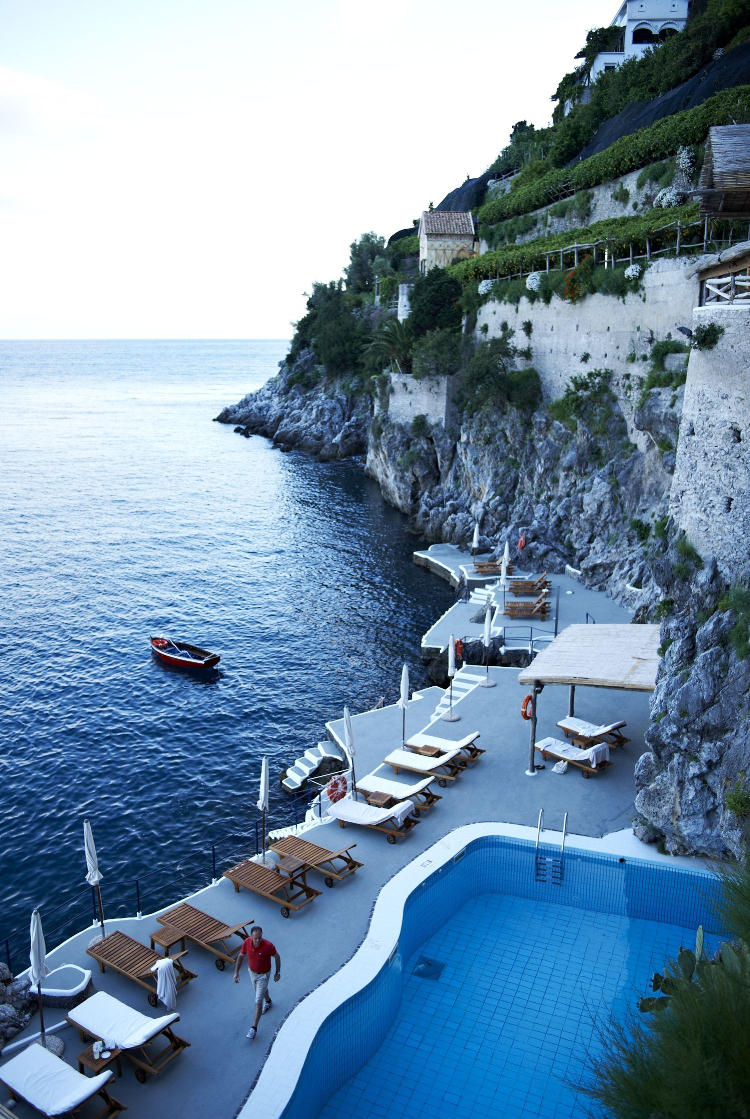 Hotel Santa Caterina On The Amalfi Coast Makes Our List And It S Not Only Because Of Incredible Views Perfect Location Amenities Are