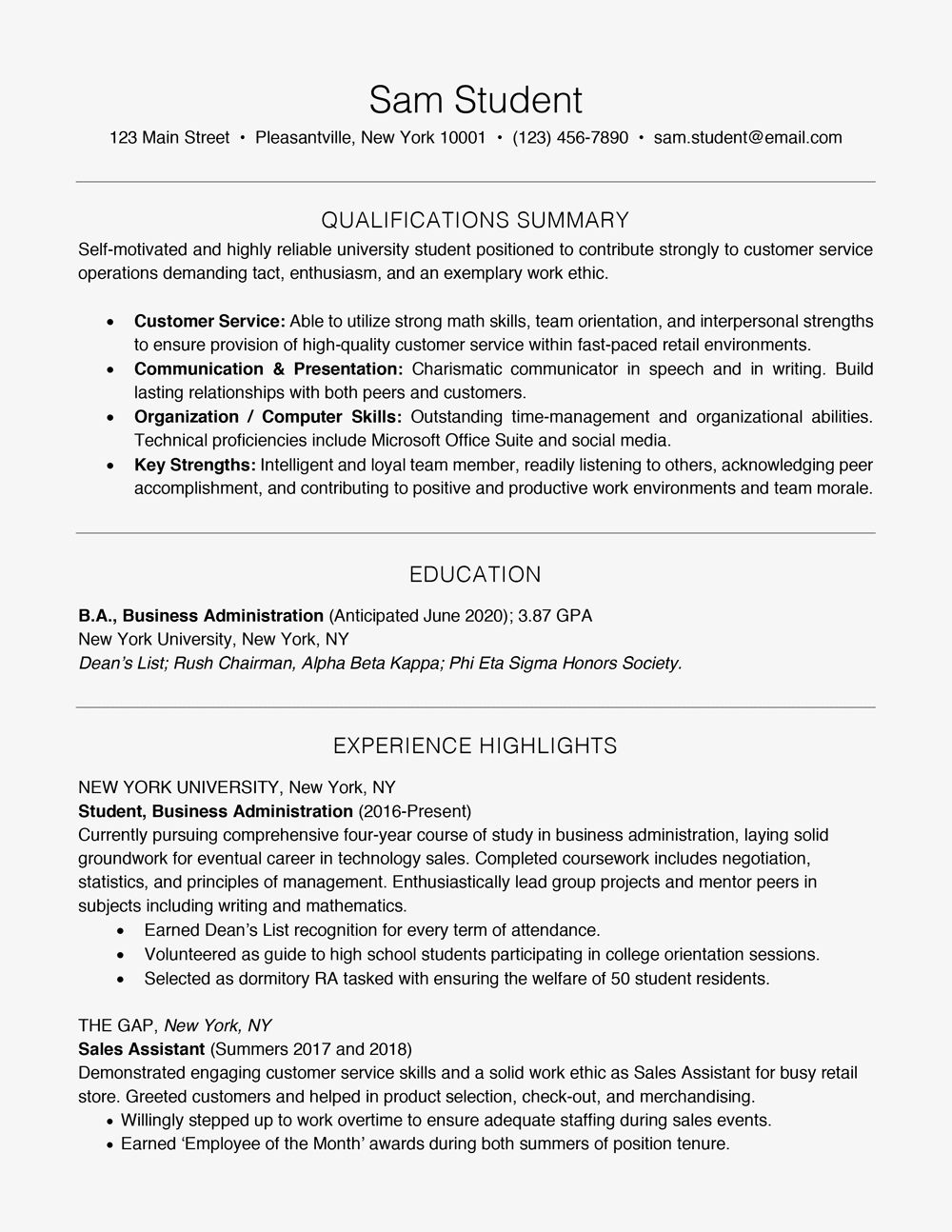 69 Beautiful Photos Of High School Registrar Resume Examples