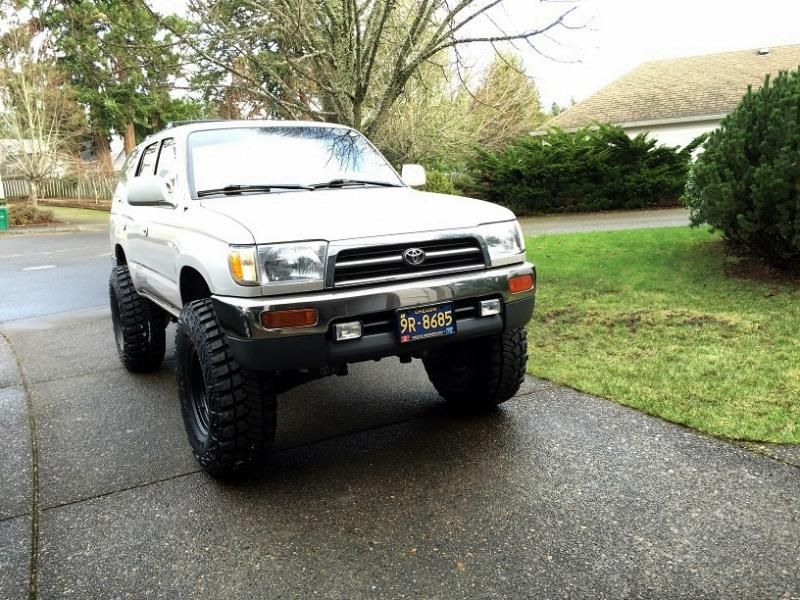 Official 3rd gen 4Runners on 35's Pic Thread Page 28