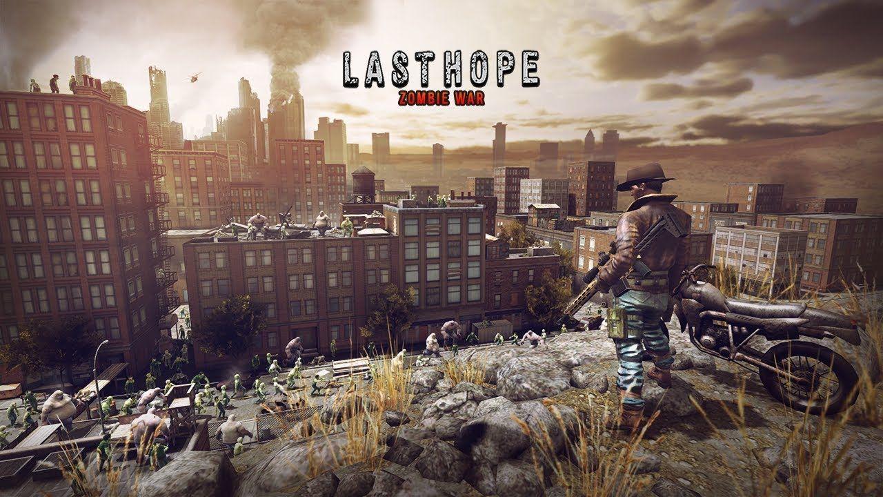 Last Hope Sniper Zombie War Apk V1 0 Mod Money Equipment