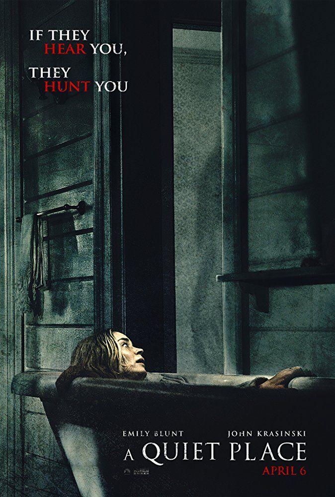 A Quiet Place 2018 Melhores Filmes De Terror Assistir Filmes