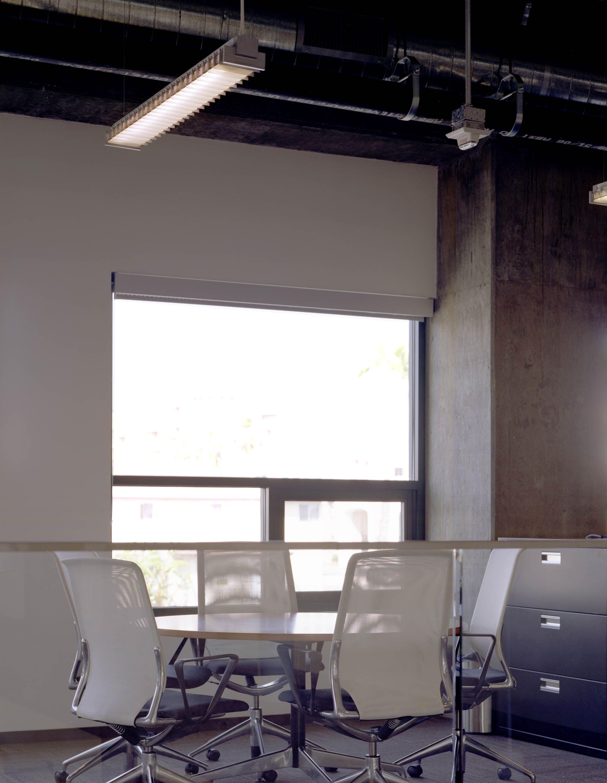 568a901b4 Fluorescent Indirect Lighting Pendants | beer garden | Industrial ...
