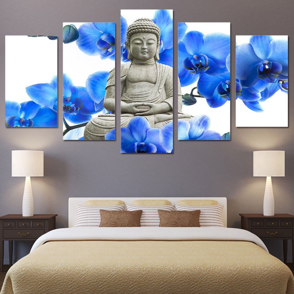 Buddha canvas wall art home decor painting print prints picture