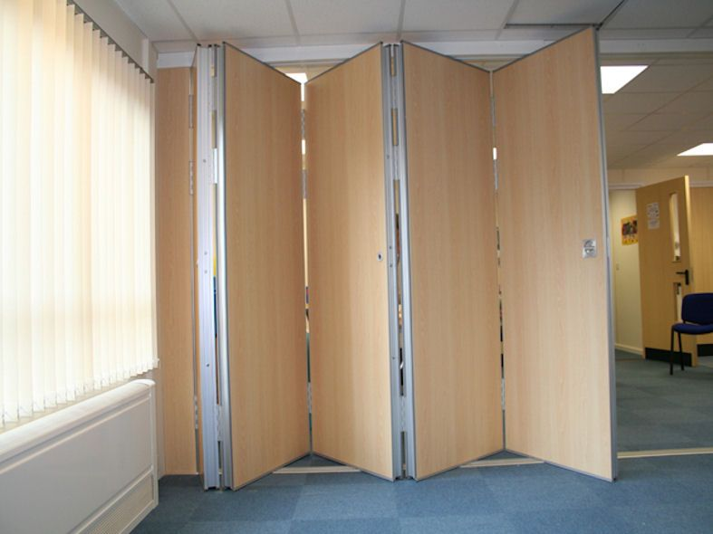 Retractable Partition Walls Folding Wall Tables Sliding Folding