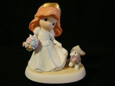 Precious Moments Disney Princess Ariel A Part of My World | eBay