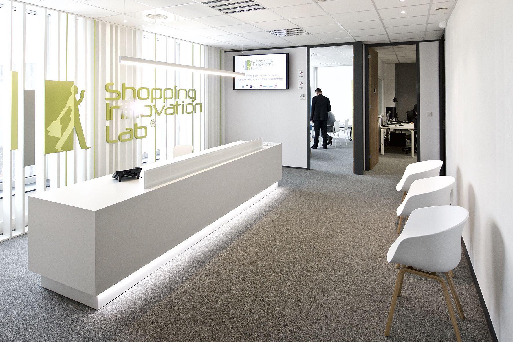 Shopping innovation lab guillaume da silva architecture t