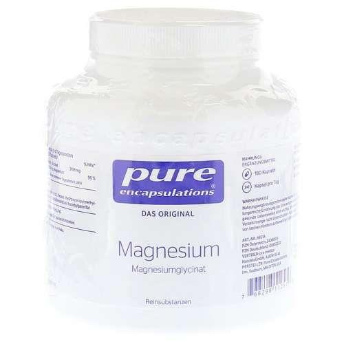 Pure Encapsulations Magnesium Magn.Glycinat Kapseln..