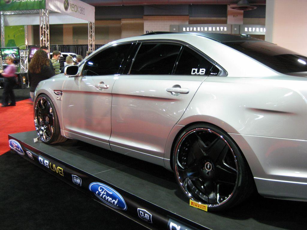 2016 Taurus Sho >> Dubs Ford Taurus SHO   Cars   Ford taurus sho, Ford sho, Ford