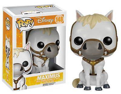Disney Rapunzel Neu Verfohnt Pop Vinyl Figur Maximus 10cm Neu Ovp