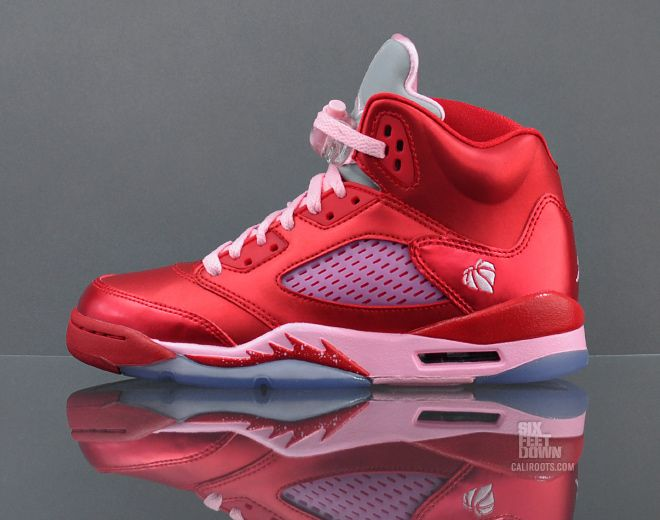 08fe93738de Air Jordan 5 Retro GS