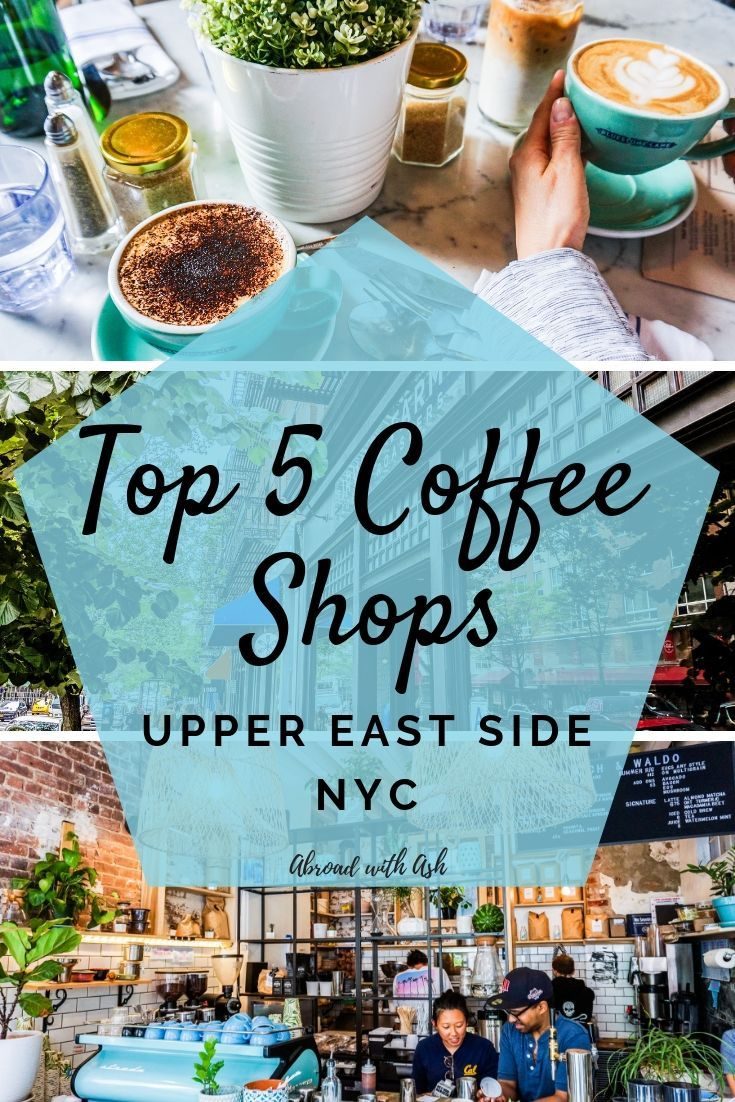 Best cafes on the upper east side looking for the best