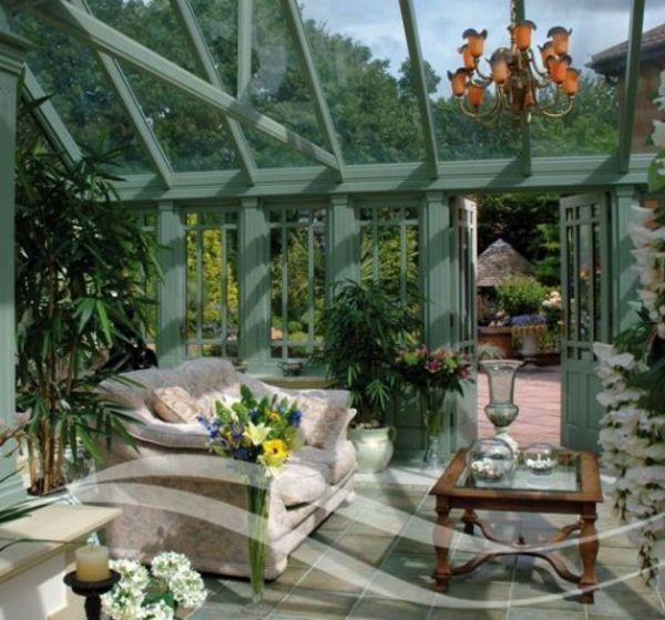 20 Wintergarten Design Ideen | Wohntraum | Wintergarten ...