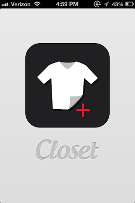 App Review: Closet is an app that helps keep your wardrobe organized