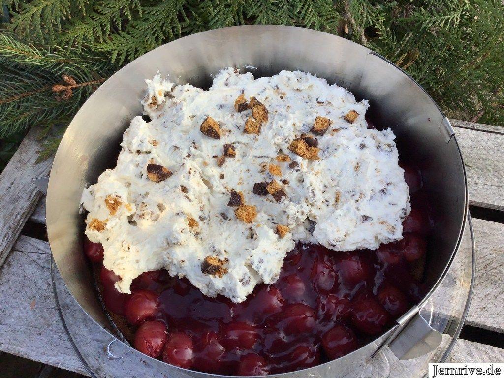Lebkuchentorte - Aus meinem Kuchen und Tortenblog