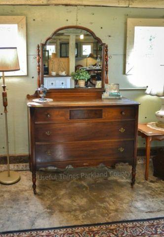 Antique Gibbard Dresser Dressers Wardrobes Edmonton