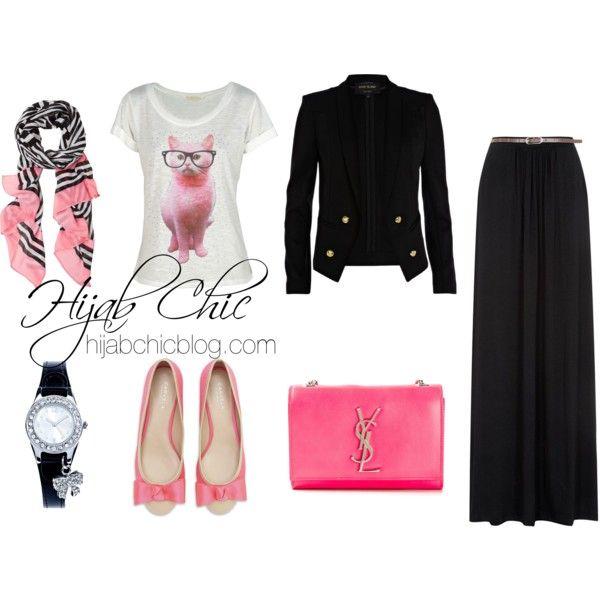 style hijab 2015 hiver - Recherche Google
