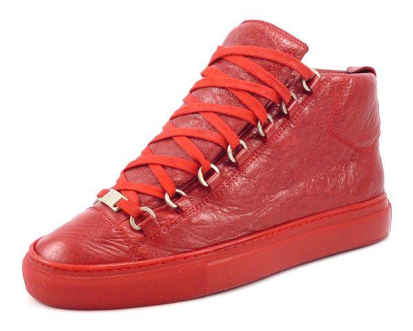 Balenciaga mens, Shoes